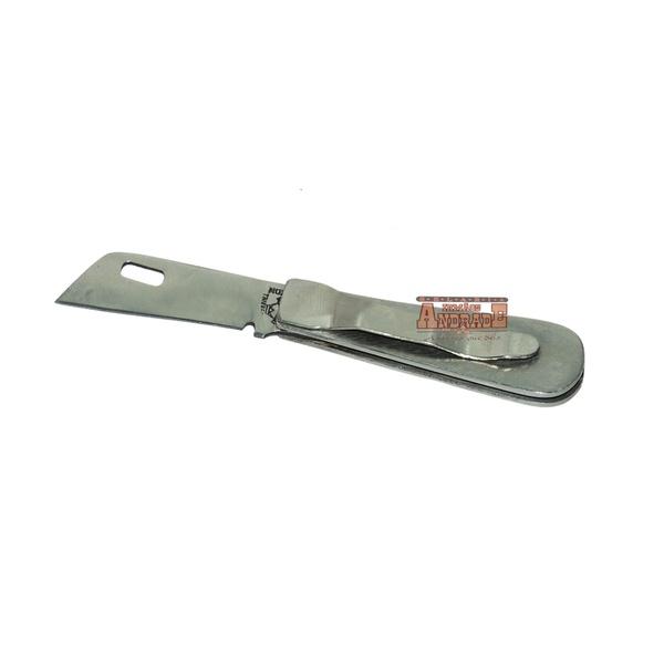 Canivete De Bolso Inox Pequeno