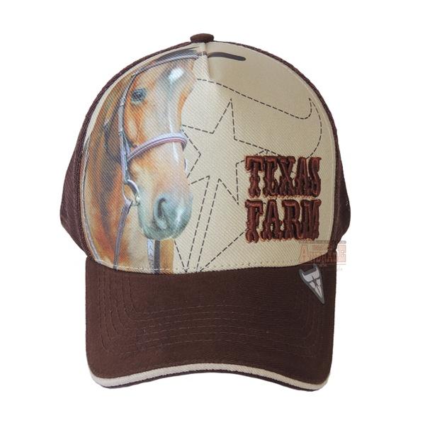 Boné Country Texas Farm
