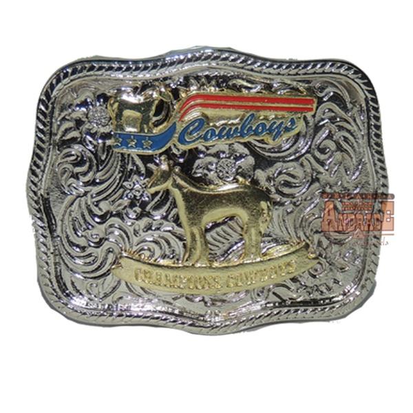 Fivela Country America Cowboys