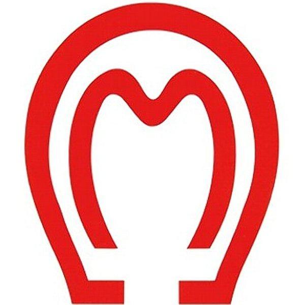 Adesivo Mangalarga M01 (Vermelho)