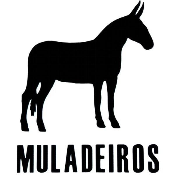 Adesivo Muladeiros M04 (Preto)
