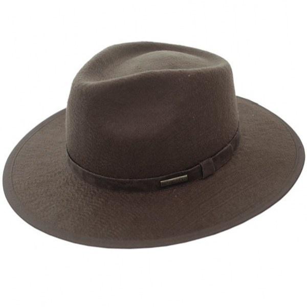 Chapéu Cavalgada Palha Revestida - Marcatto