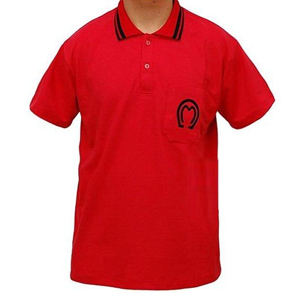 Camisa Mangalarga (Vermelha)