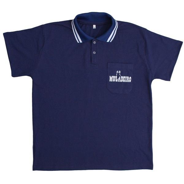 Camisa Muladeiro (Azul Marinho)
