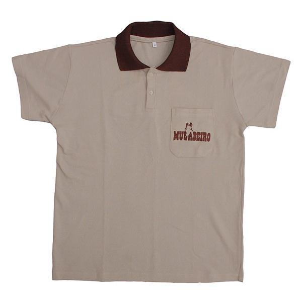 Camisa Muladeiro (Palha)