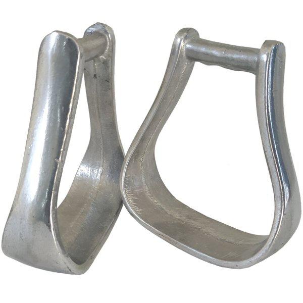 Estribo de Alumínio Polido SP10