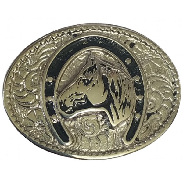 Fivela Cowboy Infantil 106.66