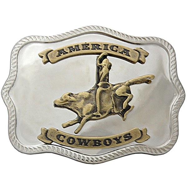 Fivela Cowboy 7171