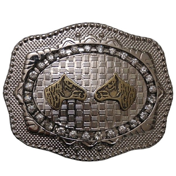 Fivela Cowboy Feminina 8102