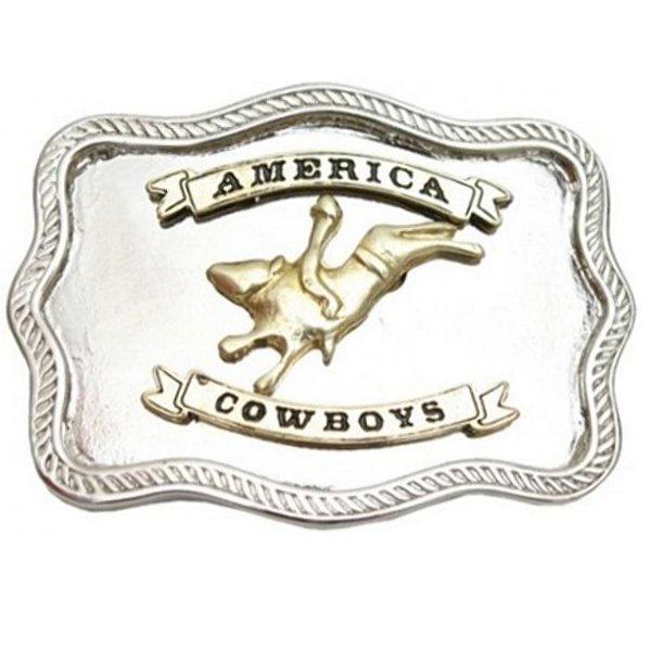 Fivela Cowboy Infantil 5372