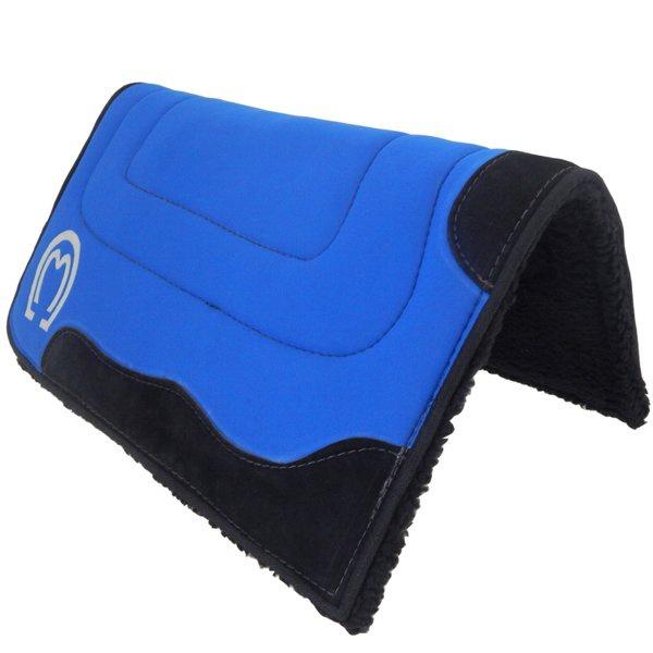 Manta Mangalarga Profissional em Neoprene (Azul)