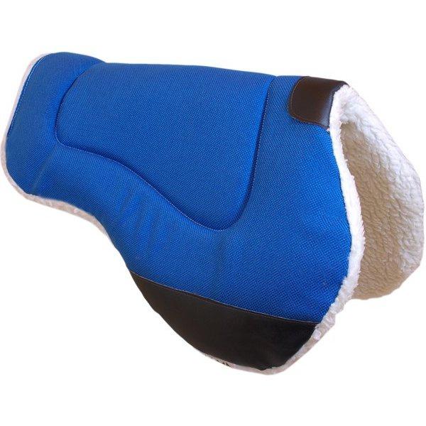 Manta com Aba de Luxo (Azul)
