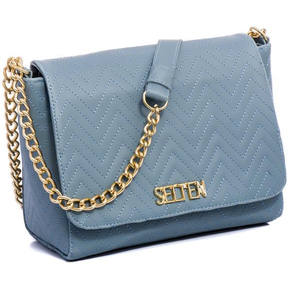 Bolsa Selten Corrente Lateral Azul