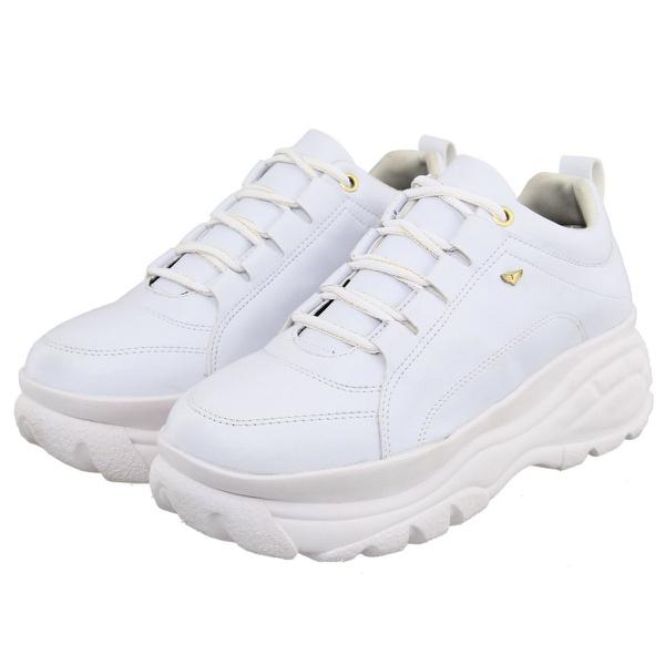 Tênis Feminino Dad Sneaker Buffalo Branco - Selten
