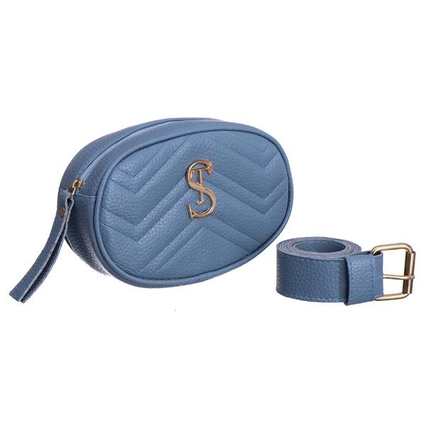 Pochete Feminina Selten Azul