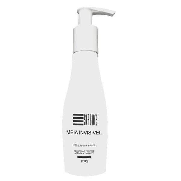 Meia Invisível Desodorante para os Pés