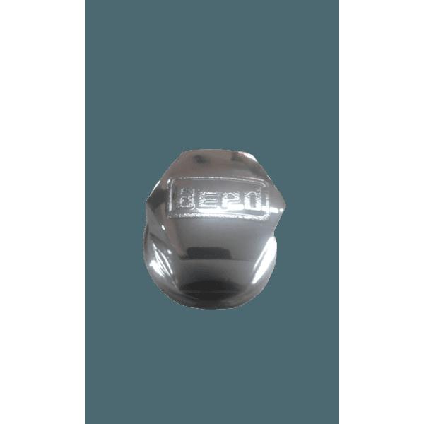 Capa para Porca de Roda Plástica 27mm Bepo Real - Quadrada
