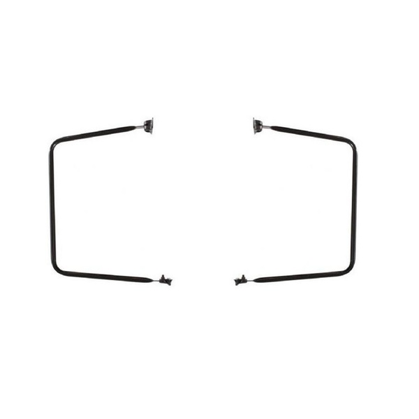Jogo de Braço do Espelho Retrovisor Caminhão Mercedes Benz (16mm) M044J