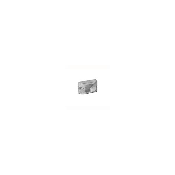 Lente Lanterna Lateral Bau Quadrada Cristal
