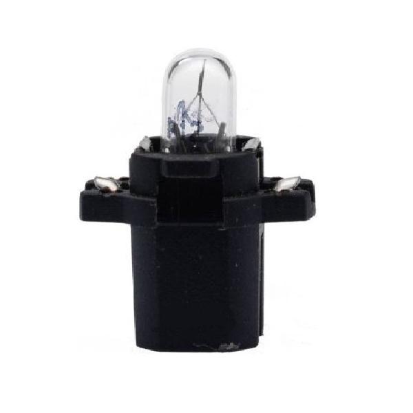 Lampada 1.20W 12V Base Plastica Pequena C/ Trava Plastico - Narva Germany