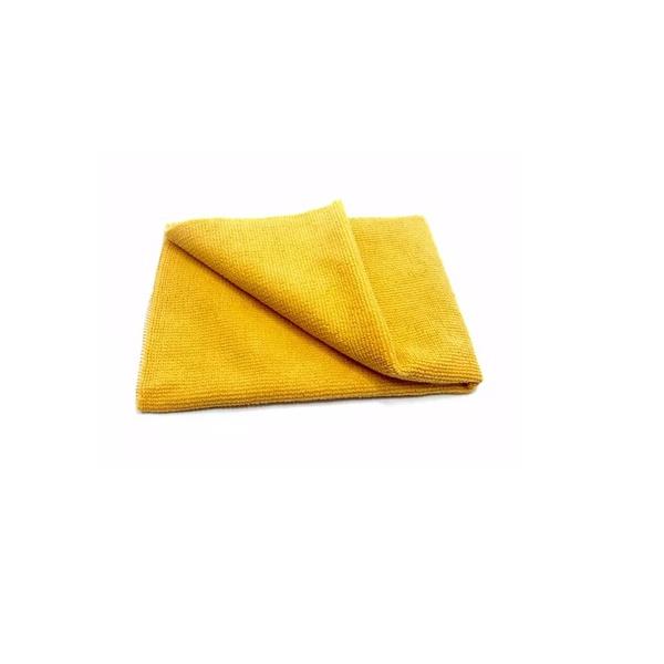 Pano Micro Fibra Amarelo 38 x 38cm Auto Shine