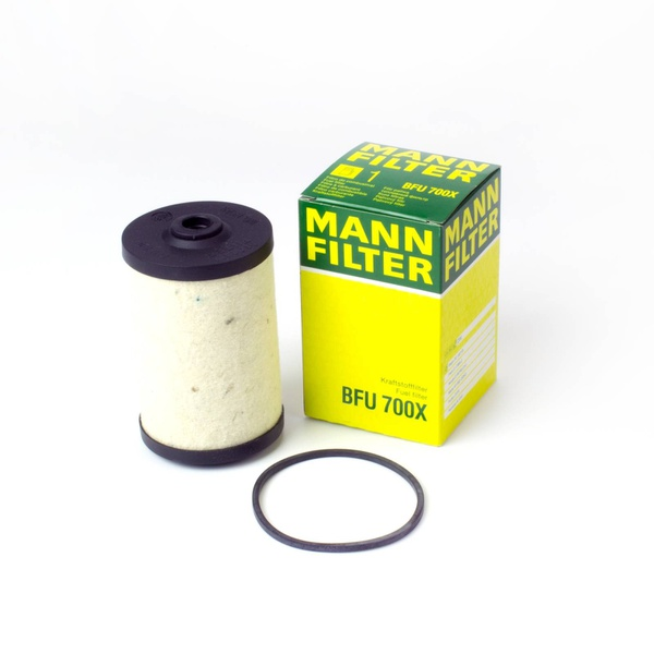 Filtro Combustível Diesel Mann Filter 3/4 L