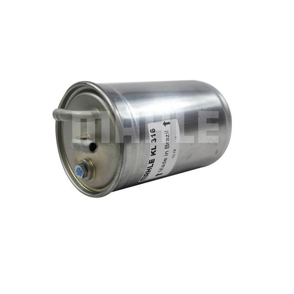 Filtro Combustível Diesel S10 / Frontier Motor MWM Sprint 2002/