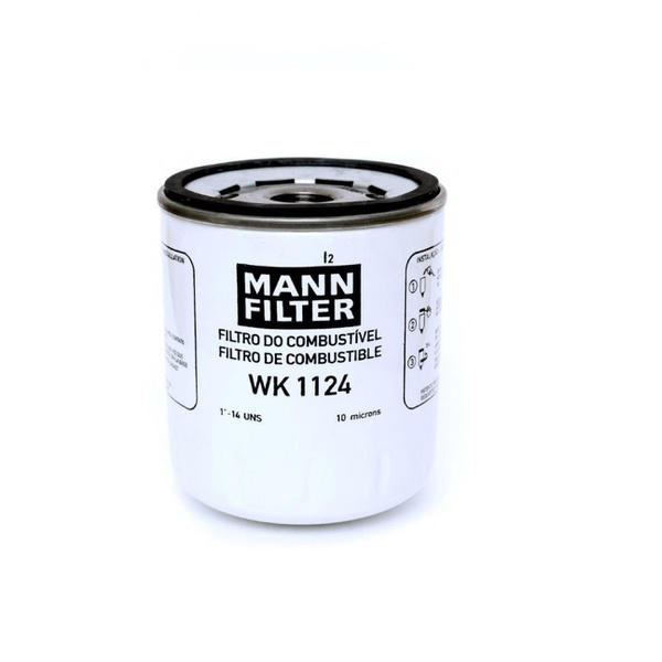 Filtro Combutível Diesel VW 23.210/13.150/8.120/8.150 MWM 2000/