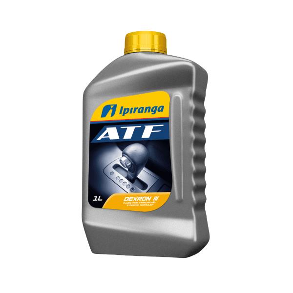 Óleo ATF Dexron III Semi Sintético Transmissão Automática e Direção Hidráulica