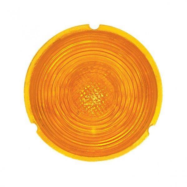 Lente Lanterna Lateral Carreta Amarela