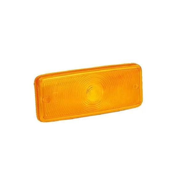 Lente Lanterna Parachoque Dianteiro Amarela
