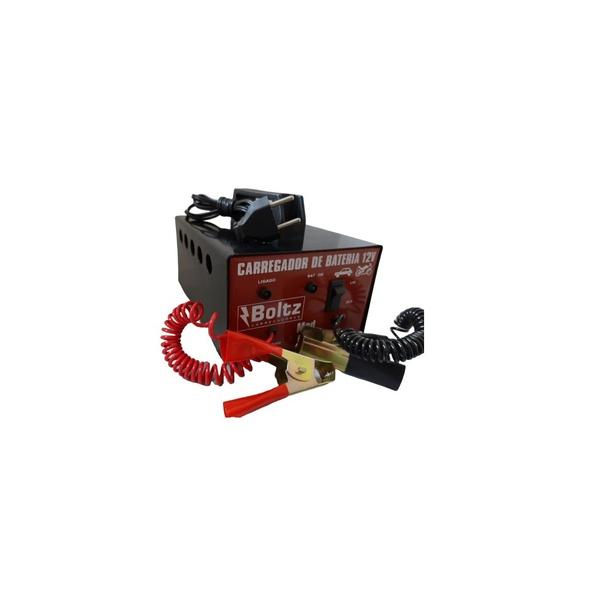 Carregador de Bateria 6AH Amperes 12v Bivolt