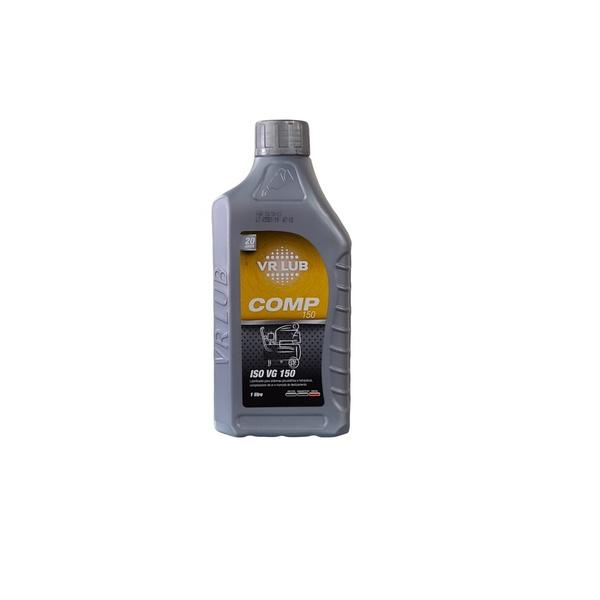 Óleo Lubrificante para Compressores de Ar e Mancais de Deslizamento VR LUB COMP 150