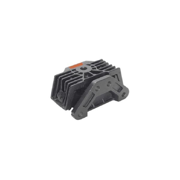 Coxim Traseiro/Dianteiro Motor Mb Axor/Actros ( Tarja Vermelha)