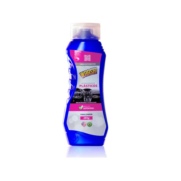 Gel Revitalizador Radiex para Frisos e Plásticos Radeix Washh 285g