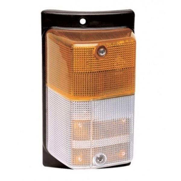 Lanterna Seta Dianteria Scania Lado Esquerdo