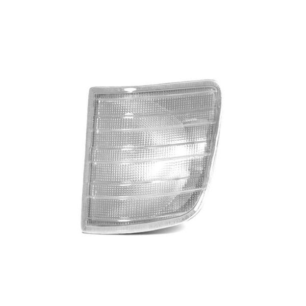 Lanterna Pisca Dianterio Mercedes Benz 1418, 1618, 1935 Lado Esquerdo Cristal