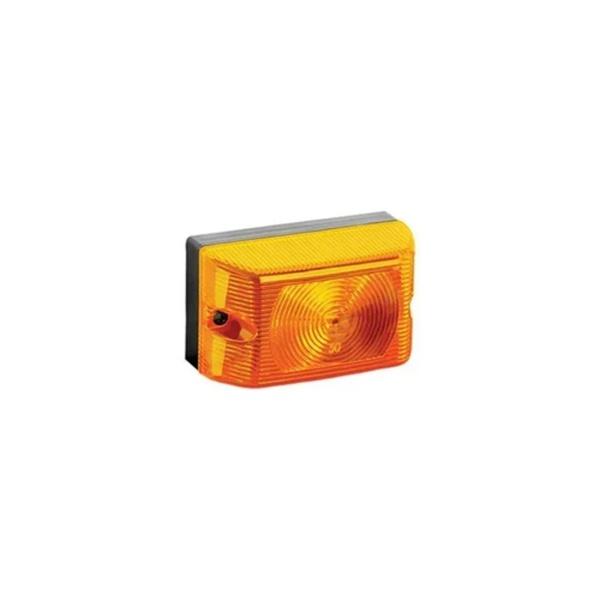 Lanterna Lateral Bau Amarela