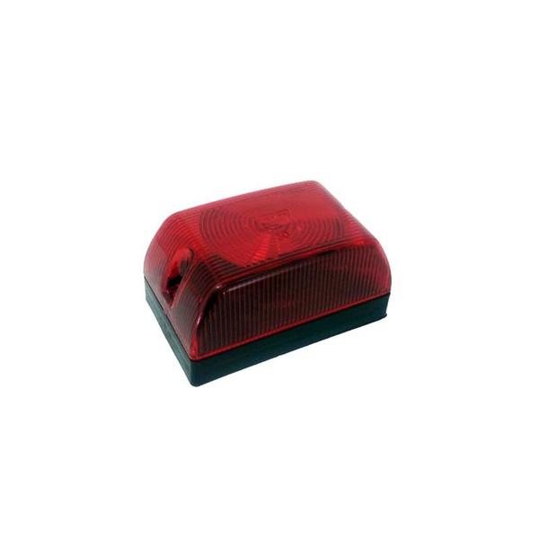 Lanterna Lateral Bau Vermelha