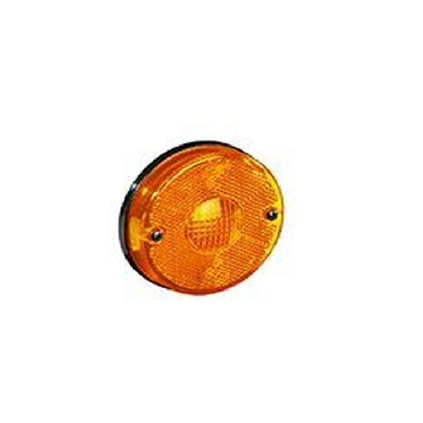 Lanterna Lateral Carreta Randon C/ Reflet. C/ Suporte