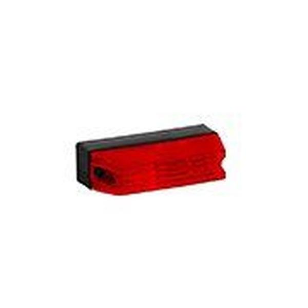 Lanterna Parachoque Dianteiro Vermelha