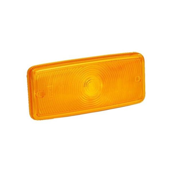 Lente Lanterna Seta Dianteira Caminhão VW 6.90/8.140/35.300 Amarela