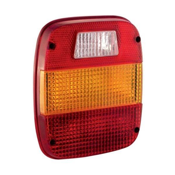 Lente Lanterna Traseira Ford Cargo/ VW