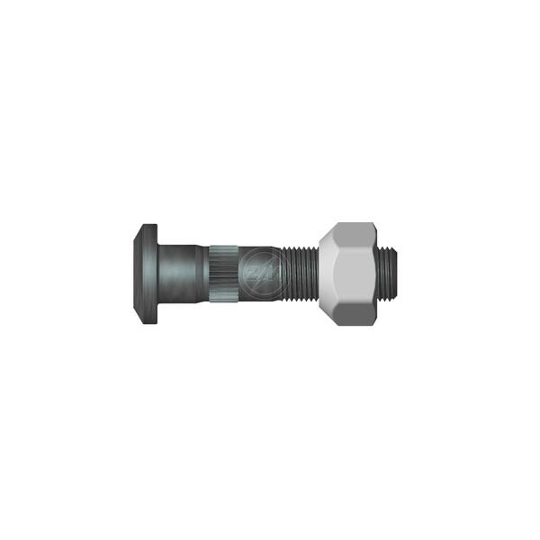 Conjunto Parafuso Roda Traseira/Esque F4000 75/