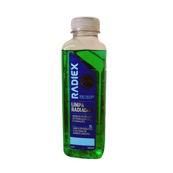 Limpa Radiador Radiex Remove Resíduos de Ferrugem, Óleo e Oxidação em 15 Minutos