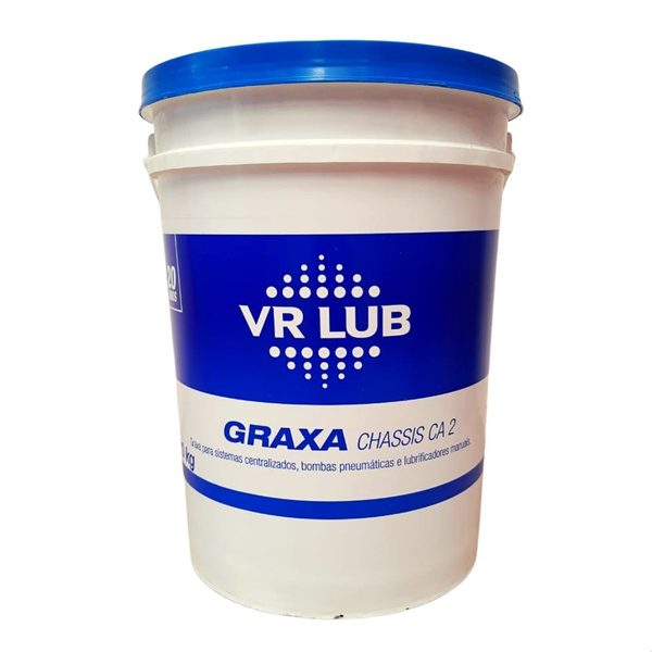 Graxa Verde para Pino e Chassi Caminhão VR Lub 20kg