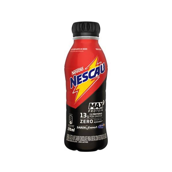 Bebida Láctea NESCAU Protein+ 270ml