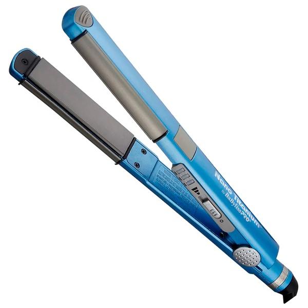 Prancha Babyliss Pro Nano Titanium U-Styler Sol Gel Roger - 25mm