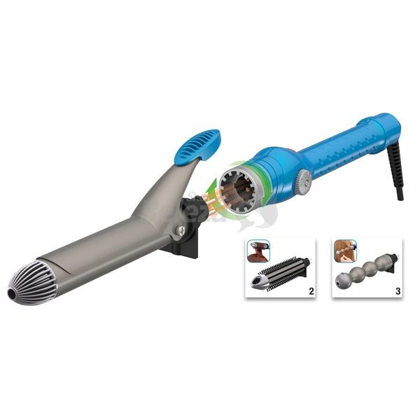 Modelador de Cachos Babyliss Pro Nano Titanium Lock 'n Style 3 em 1 - 220 Volts