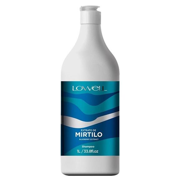 Lowell Extrato de Mirtilo Complex Care Shampoo - 1 Litro